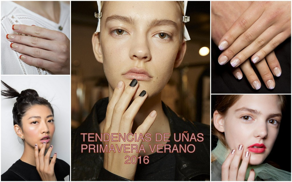 Tendencias de uñas primavera verano 2016 JFashion