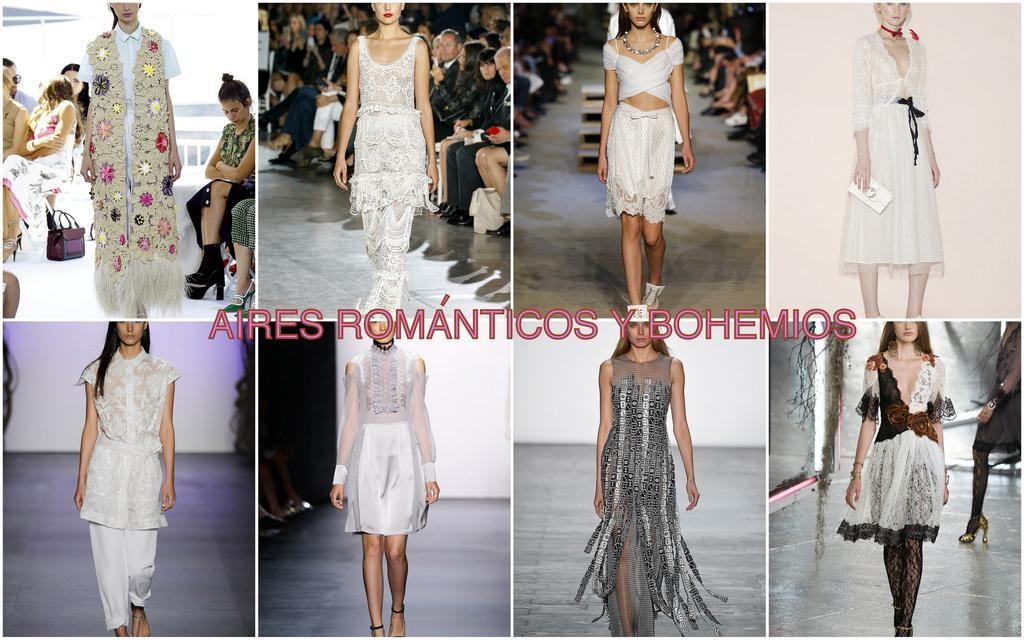 """alt=""""Tendencias SS16: Aires románticos y bohemios, inspirados en los años 70-JFashion.co"""